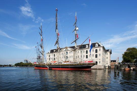Без очереди билеты в Национальный морской музей в Амстердаме