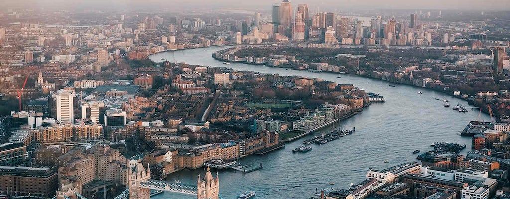 Collezione di tour podcast di Londra