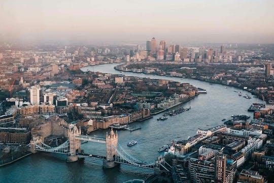 Coleção de podcasts de Londres