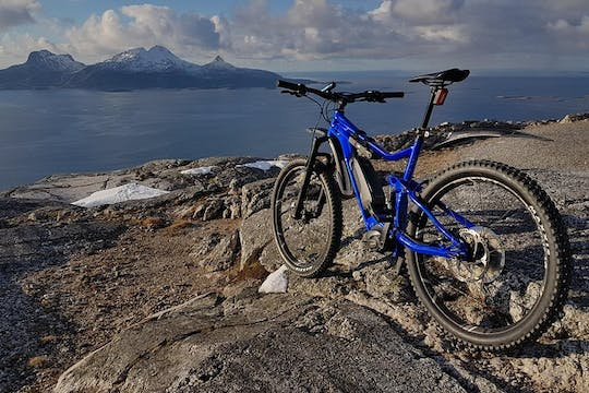 eBike guided mountain tour