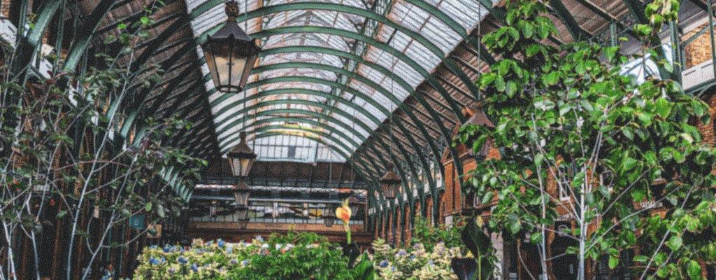 Ukryte klejnoty trasy podcastu w Covent Garden