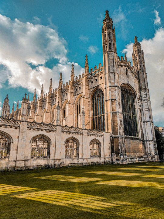 Tour autoguiado de Instagram por Cambridge