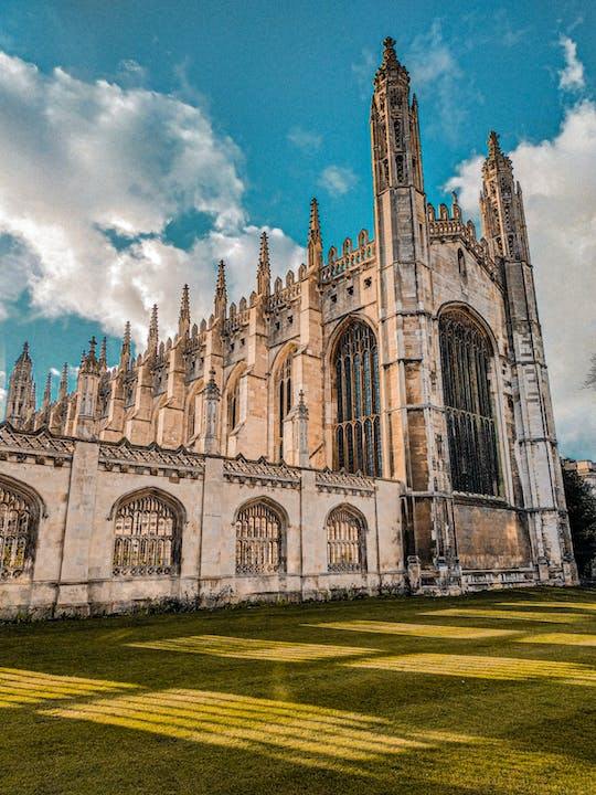Zelfgeleide Cambridge Instagram-tour