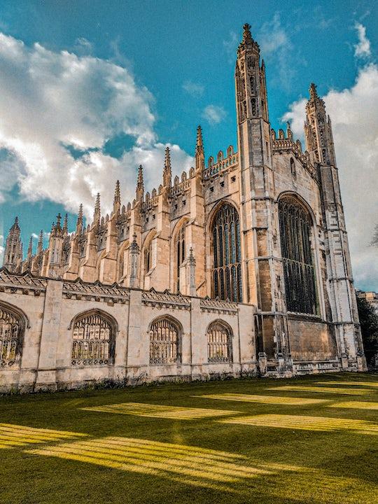 Self-guided Cambridge Instagram tour