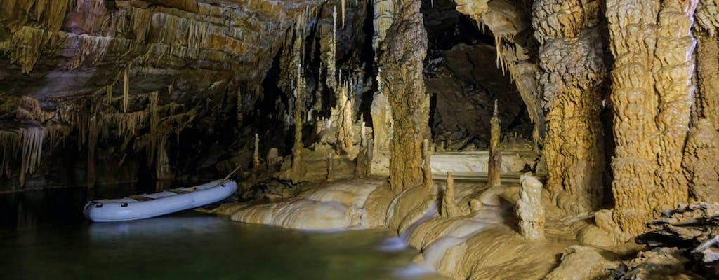 Lake Cerknica and Krizna cave day trip from Ljubljana
