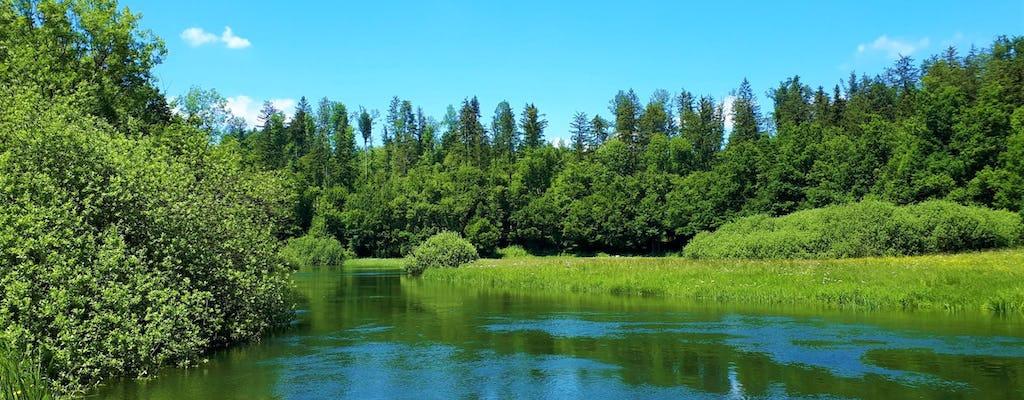 Частная долине Раков Шкоцянские и военной пивка парк экскурсия