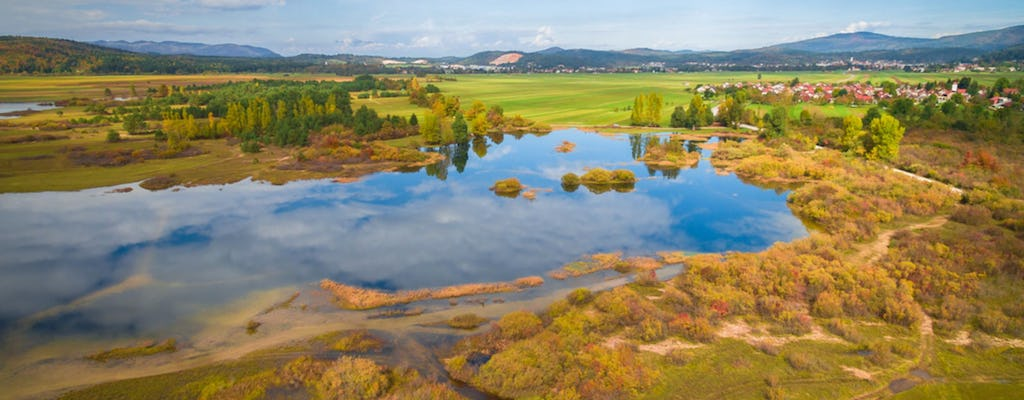 Private Lake Cerknica and Krizna cave experience from Bled
