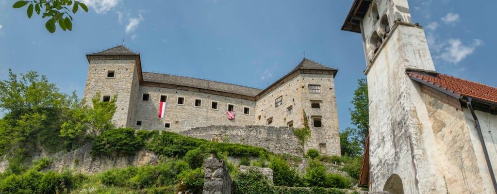 Gita di un giorno nella regione di Kočevje con il castello di Kostel da Lubiana