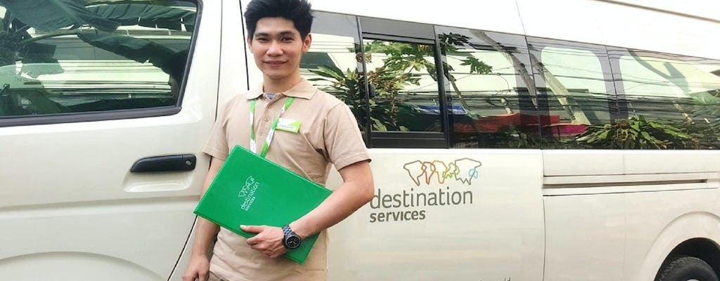 Private transfer from Krabi Airport to hotel no guide