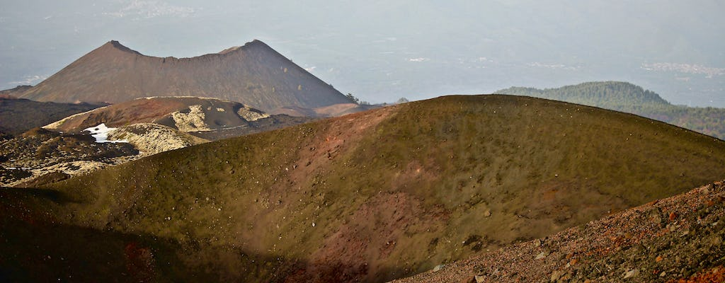 Trekking excursion to the Craters of 2002 eruption