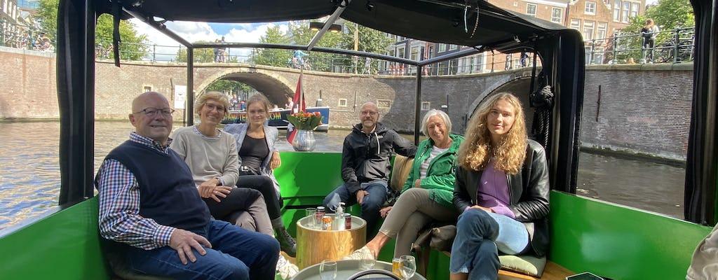 El mejor recorrido por los canales de Ámsterdam