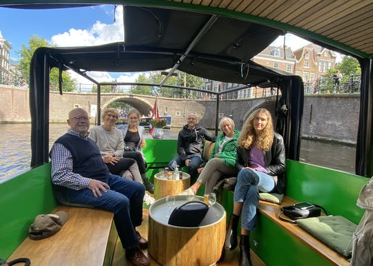 Melhor passeio pelo canal de Amsterdã