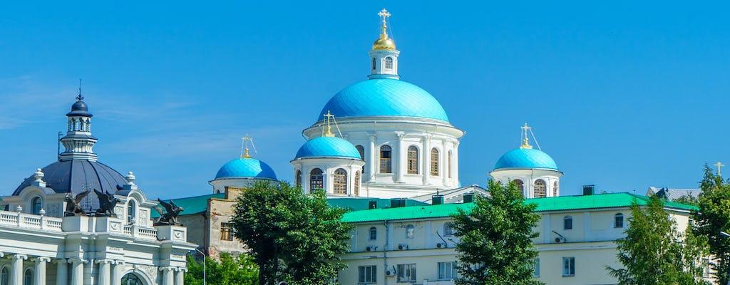 Tour por la ciudad de Kazán con el Kremlin de Kazán
