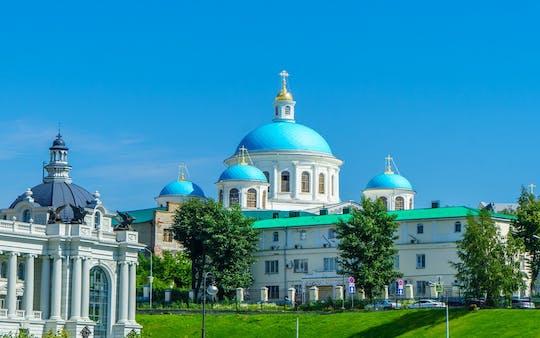 Tour della città di Kazan con il Cremlino di Kazan