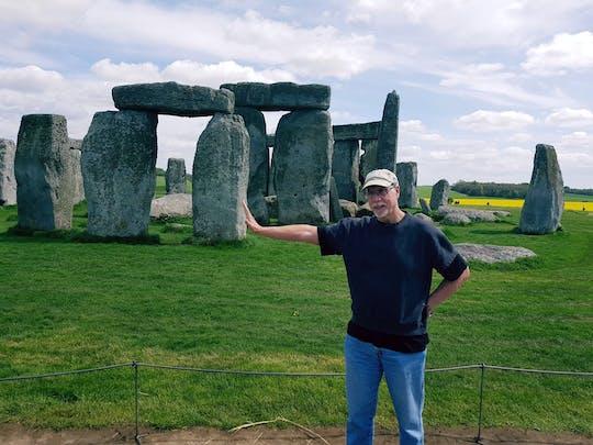 Gita giornaliera privata a Bath e Stonehenge