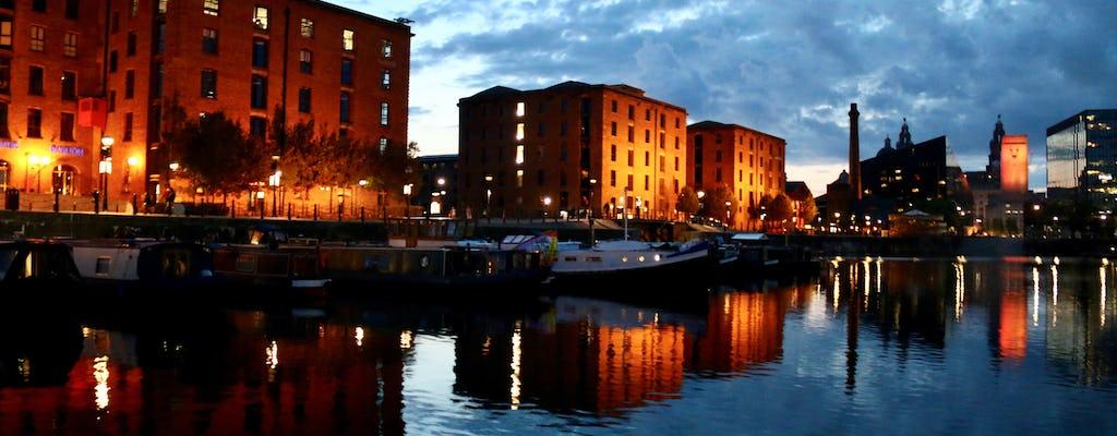 Tour privado de Liverpool por la noche