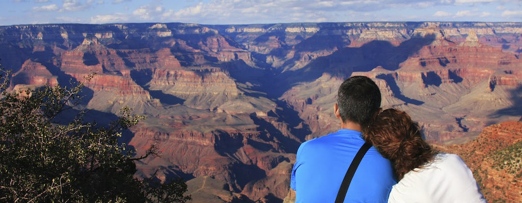 Tour del Grand Canyon South Rim in van di lusso