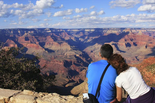 Grand Canyon South Rim tour pela limusine de luxo