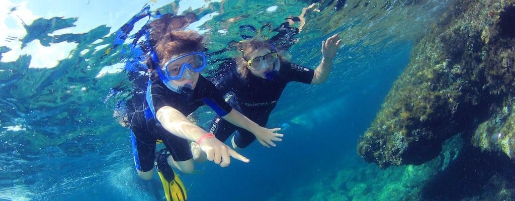 Mallorca Snorkeltochten met Skualo Water Sports