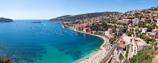 Private Cannes and Antibes trip from Nice or Villefranche ports