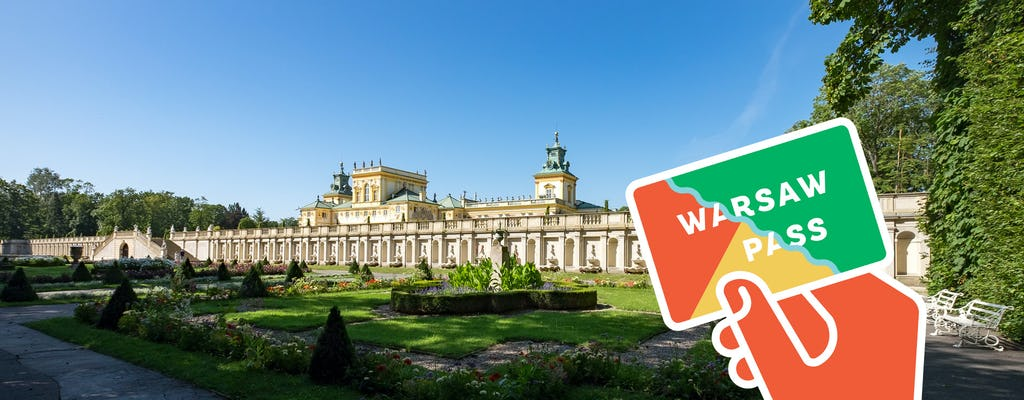 Warsaw Pass - Official City Card - Entrance Tickets
