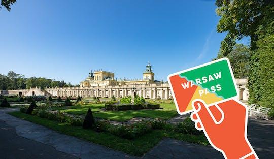 Варшава - Пасс- Официальная Визитная Карточка Города - Входные Билеты
