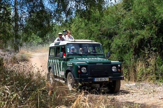 Safari à la journée dans la nature du Guadiana