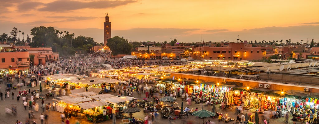 Full-day Marrakech sightseeing tour
