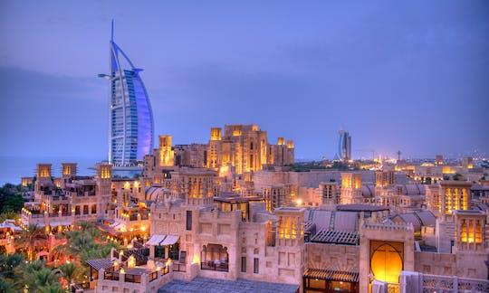 Tour di mezza giornata di Dubai e biglietto d'ingresso al Burj Khalifa