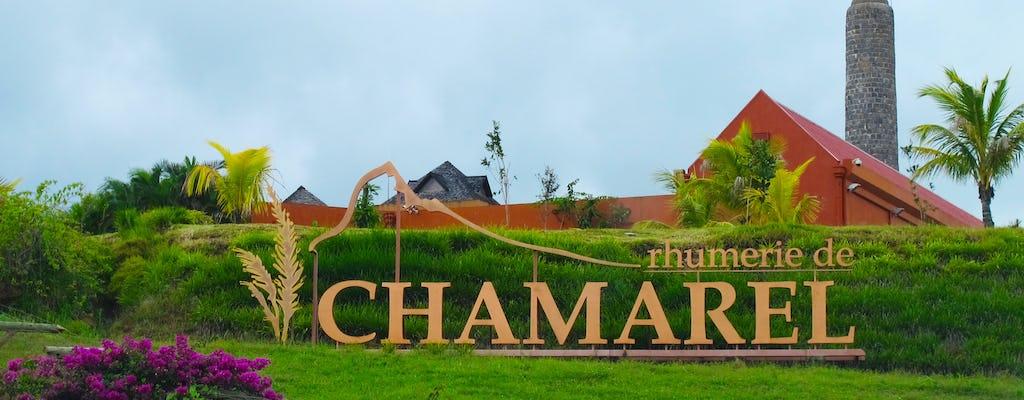 Toegangsticket Rhumerie de Chamarel