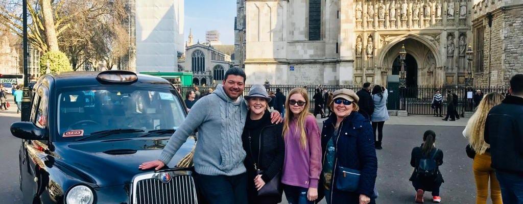 Tour privado clássico Westminster