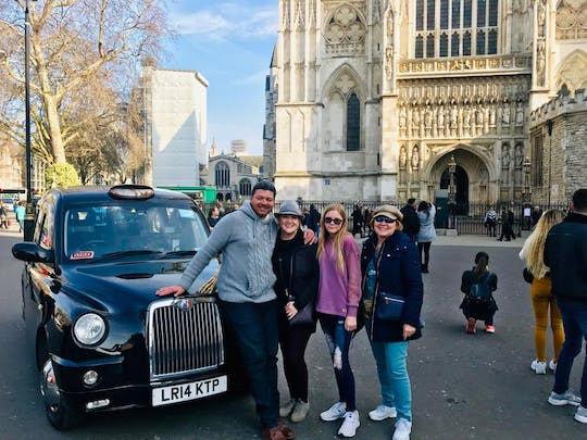 Classic Westminster private tour