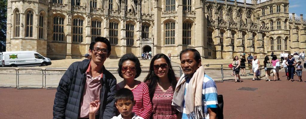 Tour Royal London e Windsor Route of Monarchy