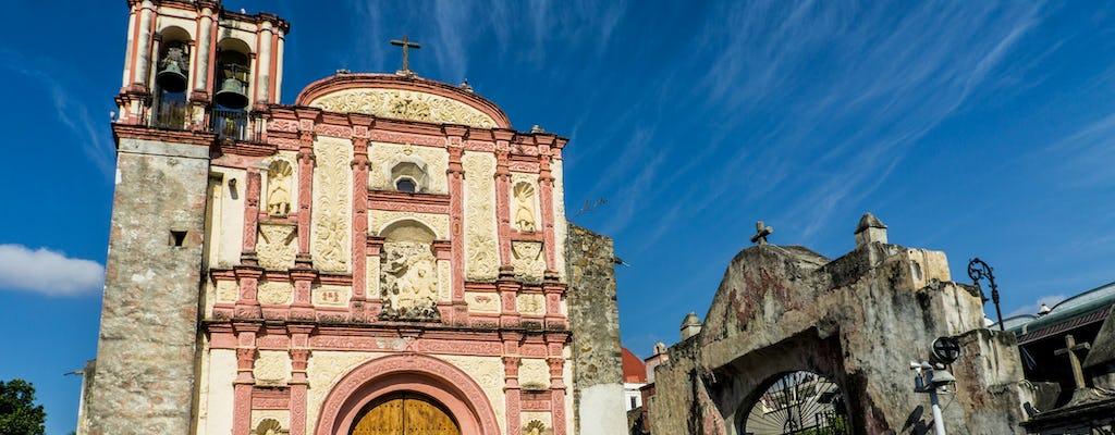 Ganztagesreise von Cuernavaca und Taxco ab Mexiko-Stadt