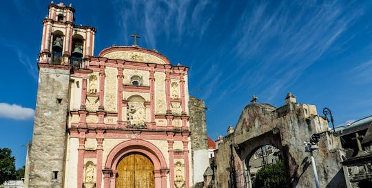 Cuernavaca and Taxco full-day tour from Mexico City