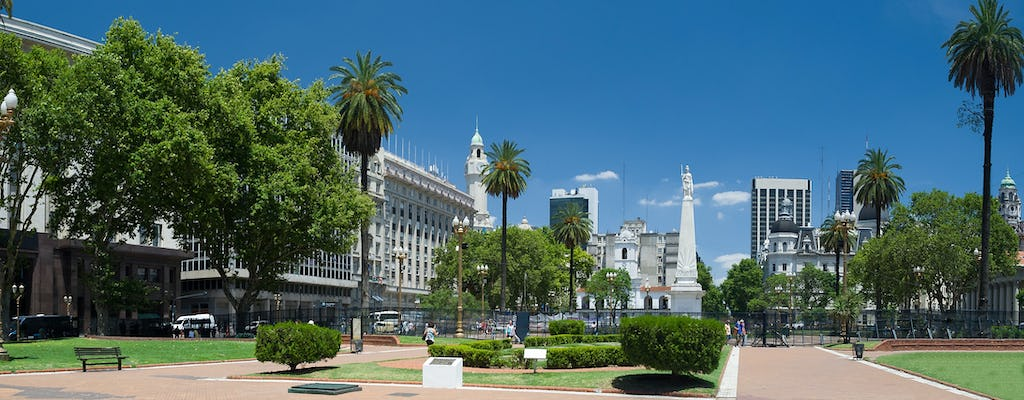 Shore Excursion small-group Buenos Aires guided tour