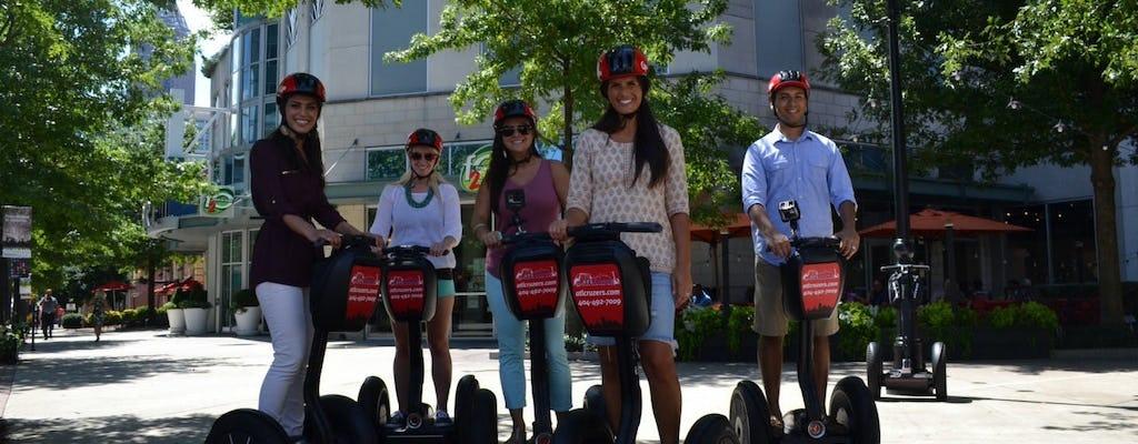 Visite en scooter auto-équilibré de Midtown Atlanta
