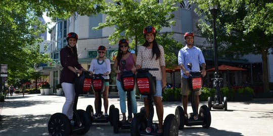 Midtown Atlanta Segway tour