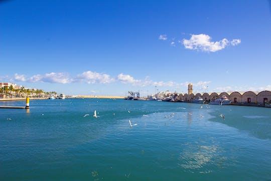 Passeio de barco a vela e natação saindo de Gandía