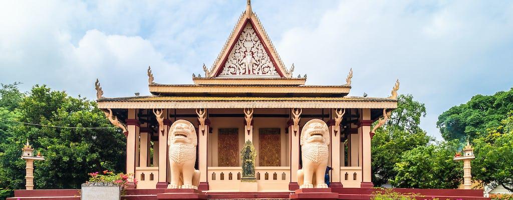 Półdniowa wycieczka po Phnom Penh