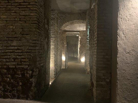 Piazza Navona underground - Stadium of Domitian exclusive route entrance tickets