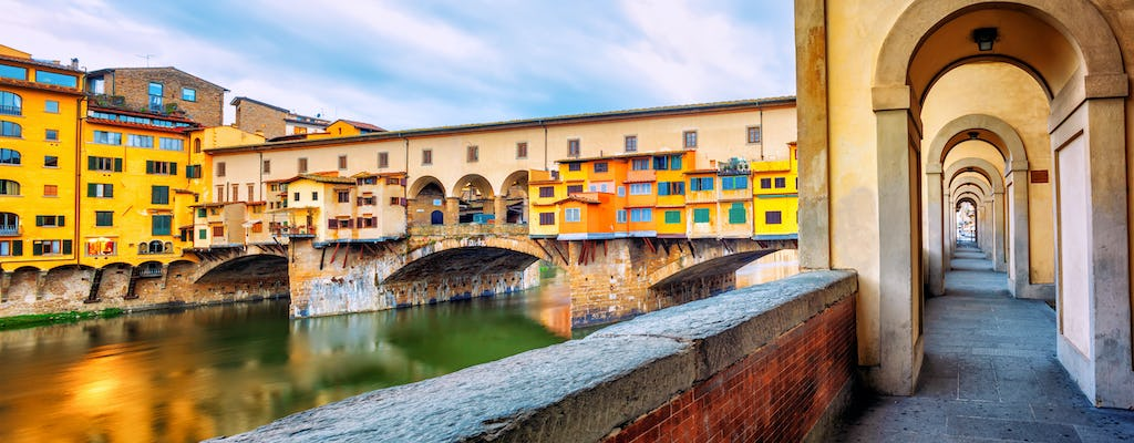 Florence full-day tour with David, Uffizi and Ponte Vecchio