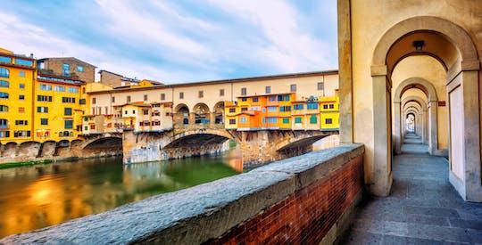 Tour di un'intera giornata a Firenze con David, Uffizi e Ponte Vecchio