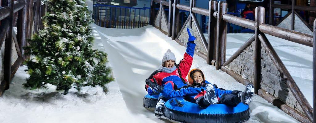 Tickets für den Ski Dubai Snow Park