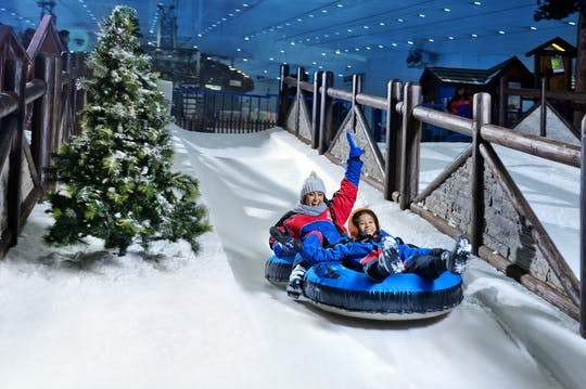 Classic and plus Ski Dubai Snow Pass