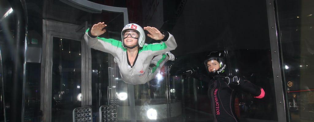 Bilet na halę spadochronową iFly Dubai
