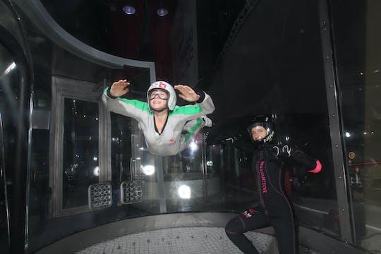 iFly Dubai indoor skydiving-ticket