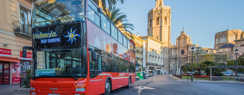 Ônibus turístico de Valência 48 horas com entrada na capela de San Nicolas