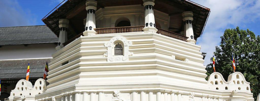 Kandy-dagtour vanuit Nuwara Eliya