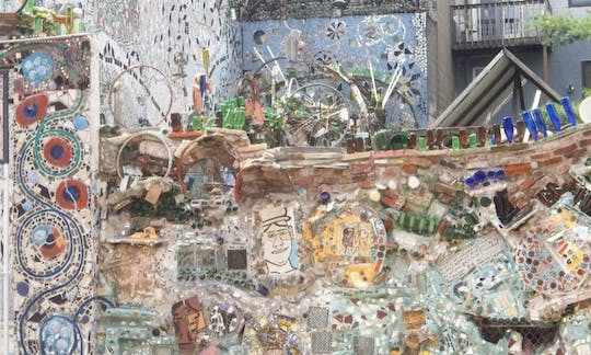Markets, mosaics and magic - walking tour of Philadelphia